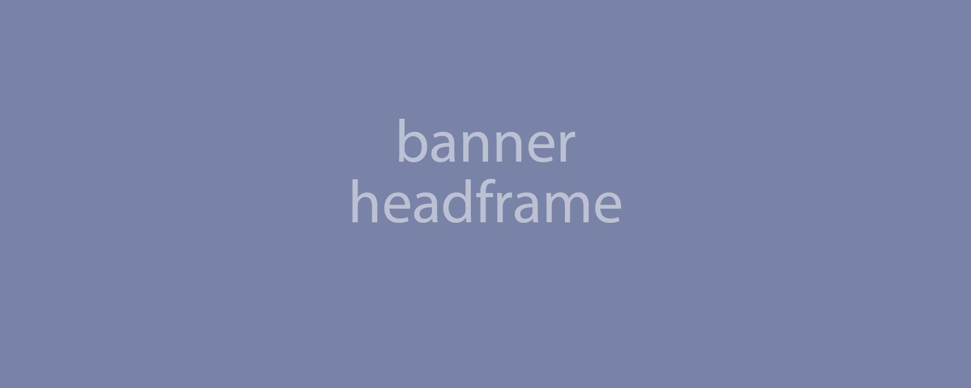 Headframe
